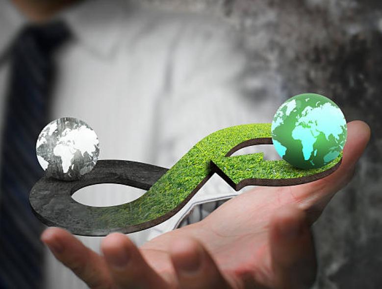 """สัมมนาเปิดโครงการ """"พัฒนาอุตสาหกรรมคาร์บอนต่ำตามแนวคิดเศรษฐกิจหมุนเวียน"""""""